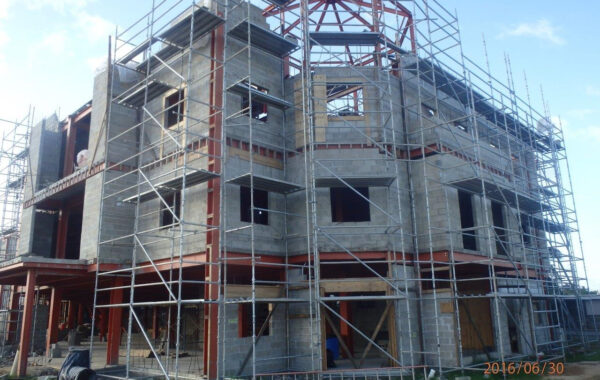 BRENTWOOD PROFESSIONAL CENTRE – PACKAGE 3A- FLOOR & MASONRY WORKS